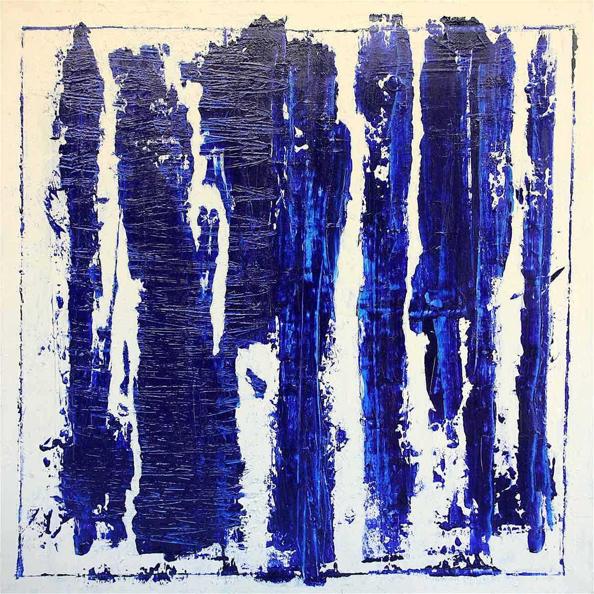 Fabio Valente - La bellezza delle cose - Acrilico 120 x 120