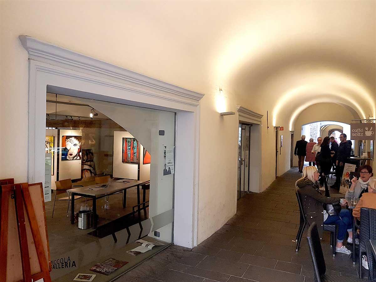 L'innvazione nell'arte parte da Bolzano